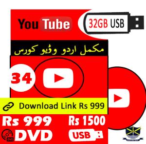 Earn Money with YouTube - Learn in Urdu/Hindi