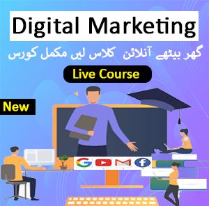 Live Marketing Course