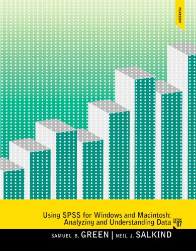 Macintosh OS, Using SPSS for Windows and Macintosh (7th Edition)