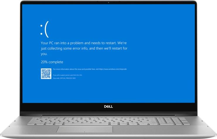 Dell Laptop Repair Denton