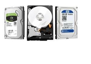 SATA Hard disk drive data Services