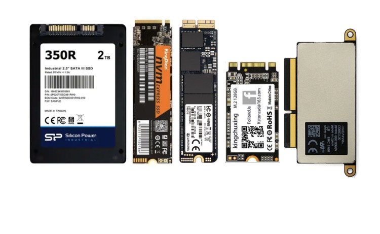 Solid state NVMe data recovery Denton Texas