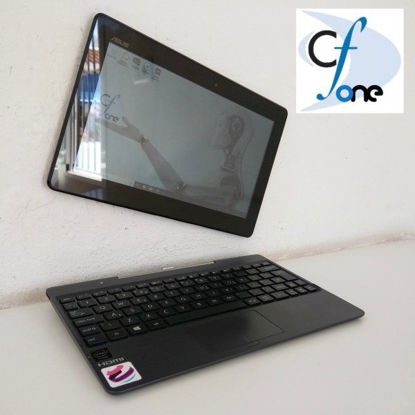 Asus T100 Laptop Tablet 2 in 1 Frigiliana Torrox Nerja Competa Maro