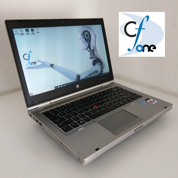 Laptop Computer 12 Months Guarantee HP Elitebook 8470P Refurb
