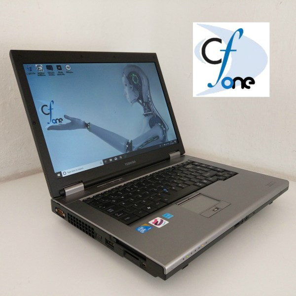 Local free delivery and setup Toshiba Tecra Laptop Computer