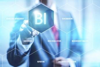 Analyzing Data with Power BI logo