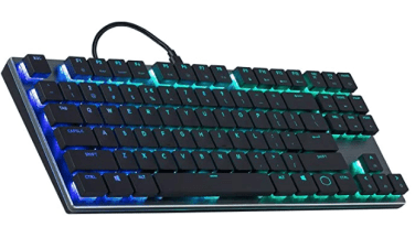 Cooler Master SK630 Tenkeyless Mechanical Keyboard