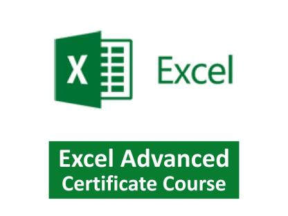 Certificate in Microsoft Office Excel Advanced level online training courses - Workface the Career Academy for Office Admin Courses