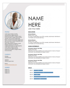Create-a-professional-resume-using-Microsoft-Office-Word-to-get-office-administration-jobs-online-training-courses-and-student-support-25-per-week