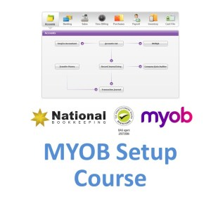 MYOB AccountRight Setup Training Course - Industry Accredited Employer Recognised - CTO