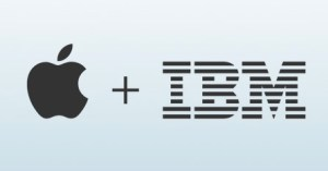 Apple e IBM in partnership