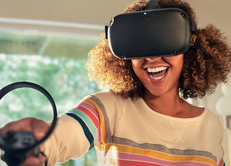 Oculus Quest con tecnologia Snapdragon