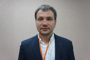 Yegor Khikhlushko, CEO of VEHI.