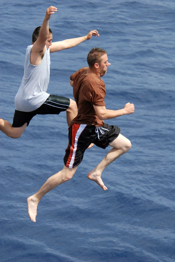 Interact Jumping