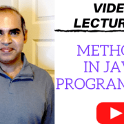 Methods in Java programming language