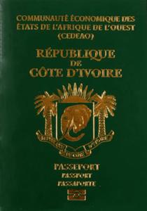 Please give me an Ivorian passport!