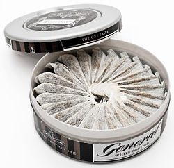 snus packets