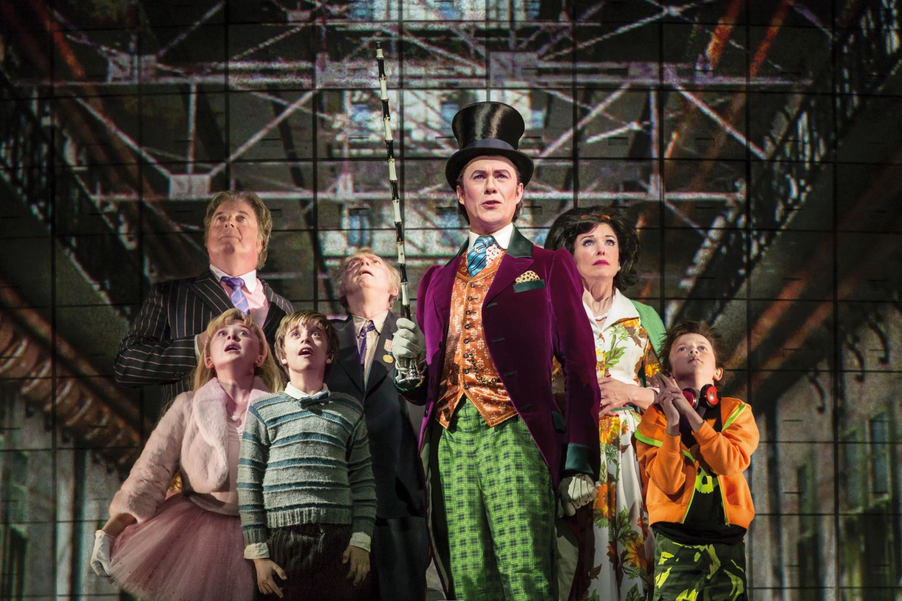 Never Again The Charlie Amp The Chocolate Factory Musical