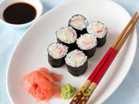 sushi de kani