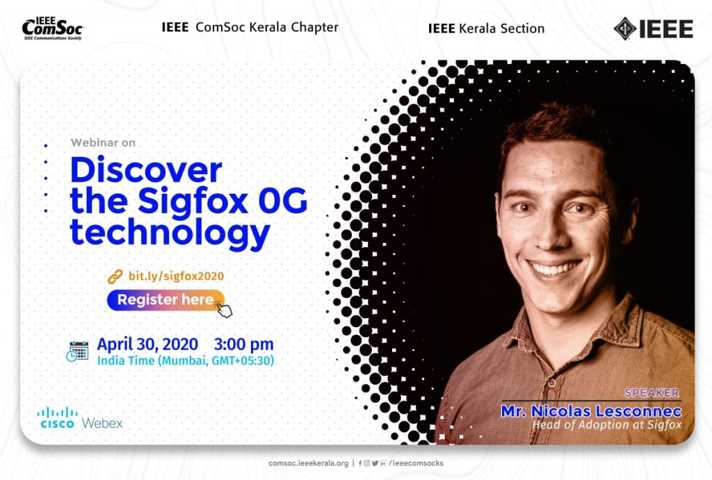 Discover the Sigfox 0G Technology – IEEE ComSoc Kerala Chapter