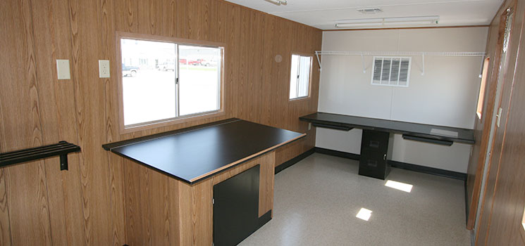 Mobile Office Trailers  Commercial Structures Corp