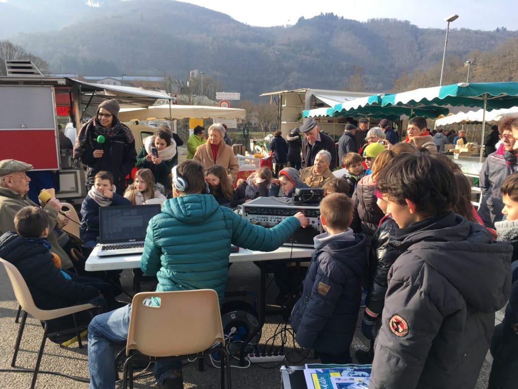 Recueil de mémoire scolaires et résidents EHPAD La Roussilhe Entraygues
