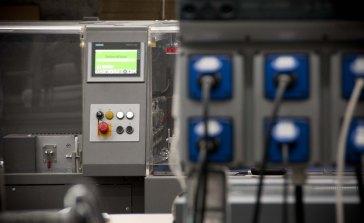 Machinerie d'imprimerie, merico, 3clt