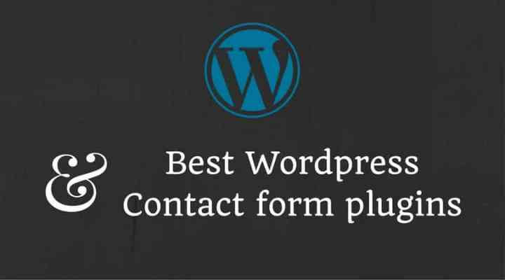 Create Custom Contact Forms with 7 Best WordPress Plugins