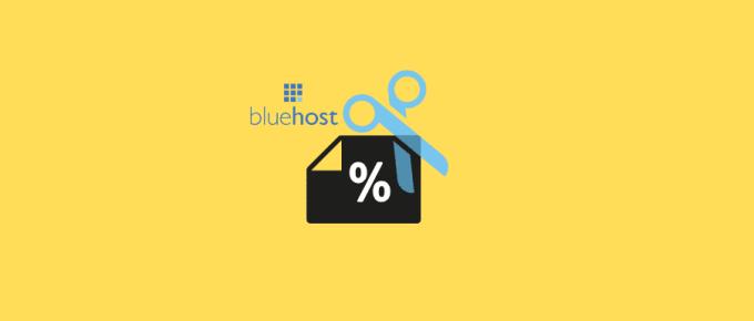 [Verified] Bluehost Promo Code