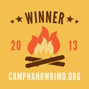 Camp-NaNoWriMo-2013-Winner-Campfire-Facebook-Profile.png