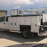 Service Truck Bodies Forestry Mining Utility Truck Bodies For Sale