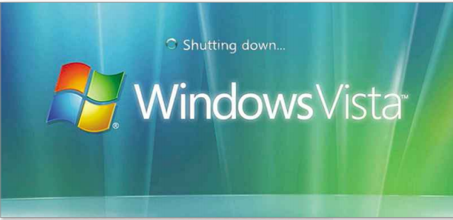 What should Windows Vista users do now?