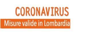 La Lombardia passa in zona ARANCIONE