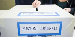 ELEZIONE DEL SINDACO E DEL CONSIGLIO COMUNALE DEL 26 MAGGIO 2019