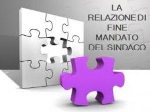 RELAZIONE DI FINE MANDATO 2014-2018