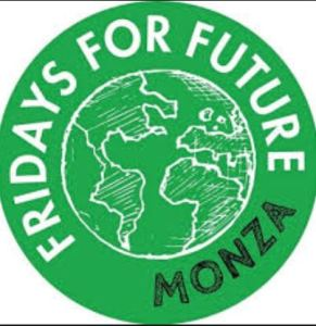 MANIFESTO RAGAZZI FRIDAYS FOR FUTURE MONZA