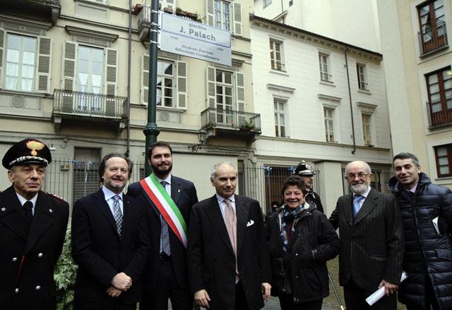 Città Di Torino  Consiglio Comunale  Intitolazione Vie