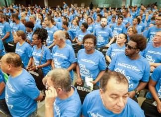 10 mil cristãos no Projeto Josué
