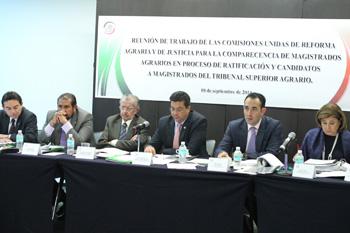 Resultado de imagen para Remite Ejecutivo Federal propuestas de candidatos para Magistrados Agrarios