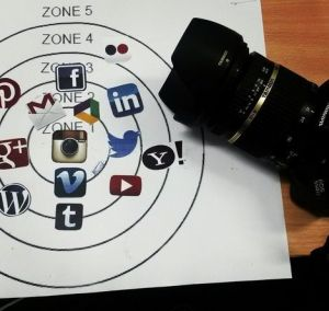 redes sociales by Mahboobeh