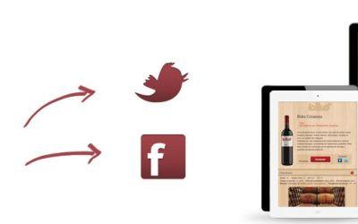 El vino en el entorno digital y socialmedia