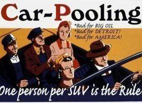 Compartir coche, carpool