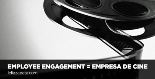 Los empleados no son espectadores, son miembros activos de la organización. La empresa necesita de sus aportes, ideas e iniciativas.