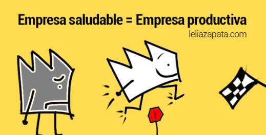 Empresa saludable empresa productiva