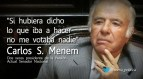 Carlos S. Menem