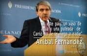 Aníbal Fernández
