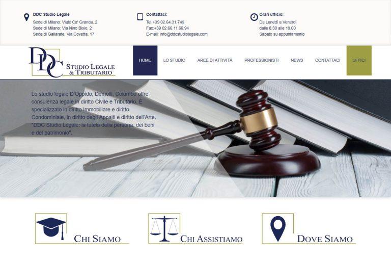 realizzazione siti internet_studi legali