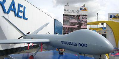 Drone_Elbit_Hermes_900s