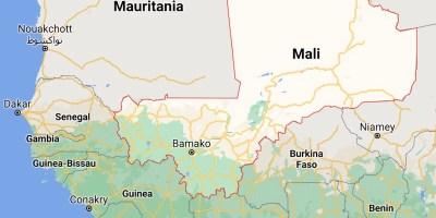 Mali Google Maps