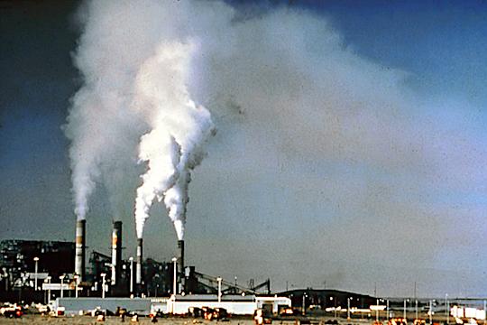 inquinamento atmosferico Stati Uniti